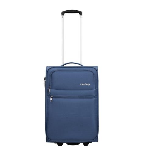Travelbags Cabin Ok Soft 2 Wiel Trolley