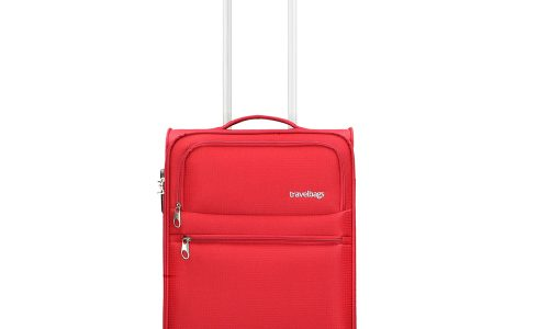 Travelbags Cabin Ok Soft 2 Wiel Trolley