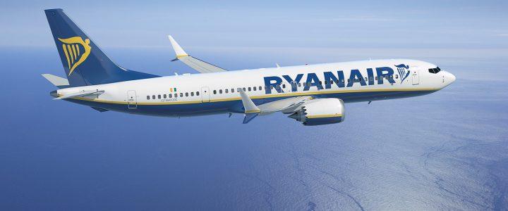 Handbagage Ryanair afmetingen 2017?
