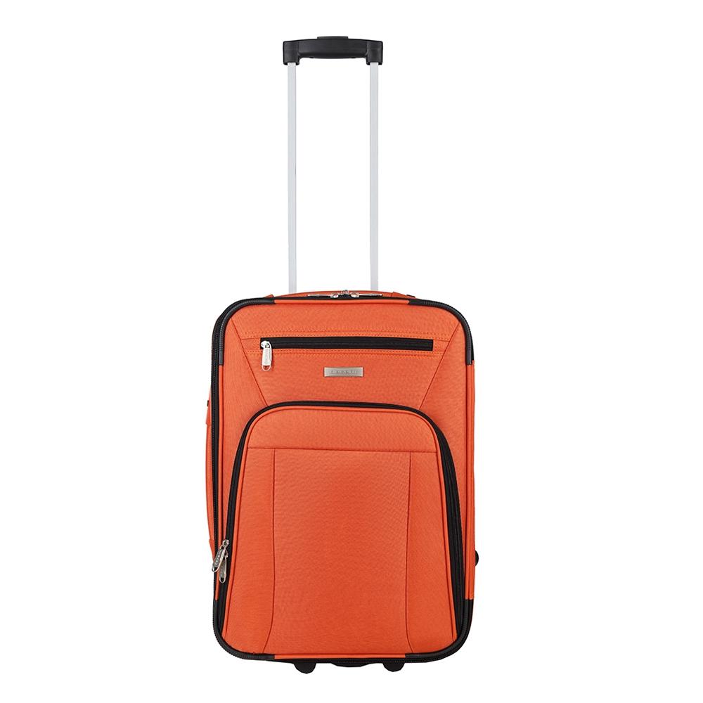 Decent Basic Line Oranje - Nieuwe koffer kopen? Bekijk deze 5 tips