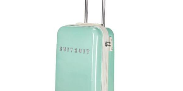 7 super leuke vrolijke koffers
