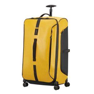 Gele koffer - Samsonite