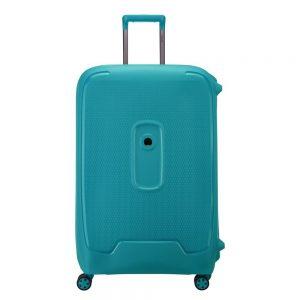 Groene koffer - Delsey