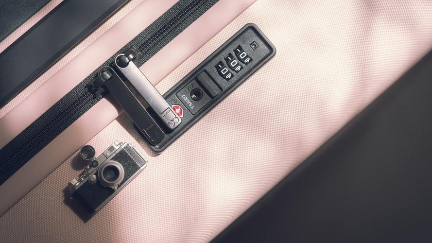veiligheidsslot koffer - Bagage diefstal tijdens je reis  voorkomen