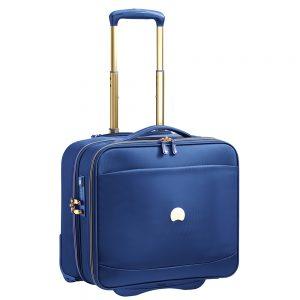 Delsey Montrouge Blauw Handbagage Koffer 300x300 - Handbagage koffers voor een weekendje weg