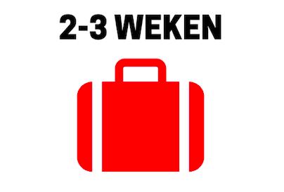 1 3 weken weg cover 2 - Koffers voor een reis tot 3 weken