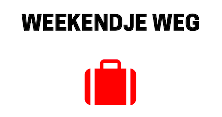 weekendje weg cover 3 - Handbagage koffers voor een weekendje weg