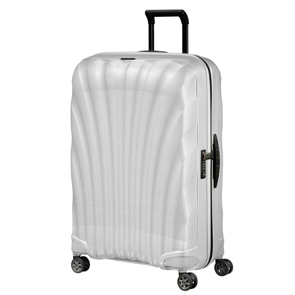 Samsonite C Lite Spinner White 1024x1024 - Samsonite koffers: een bewuste keuze