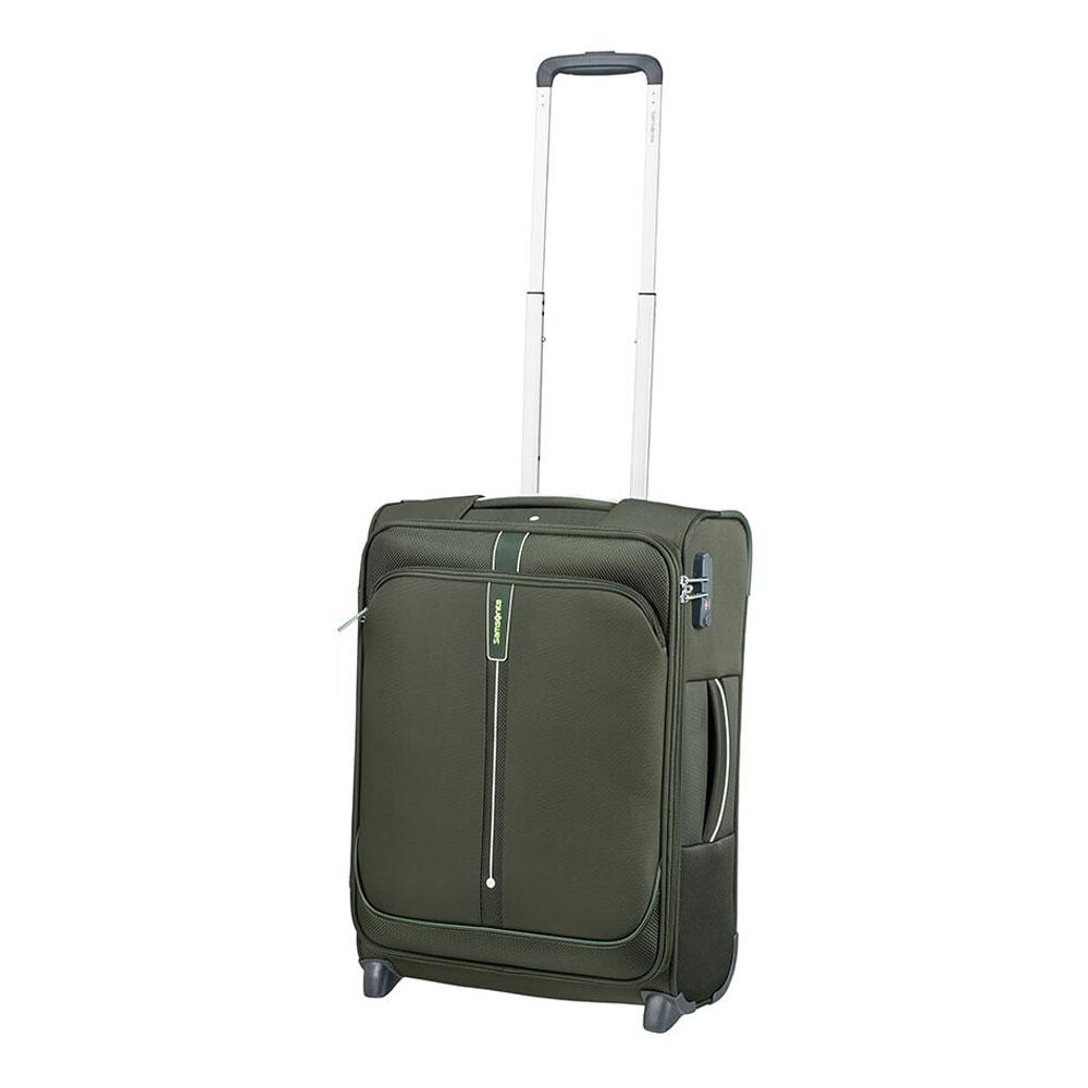 Samsonite Popsoda 55 Olive - Samsonite koffers: een bewuste keuze