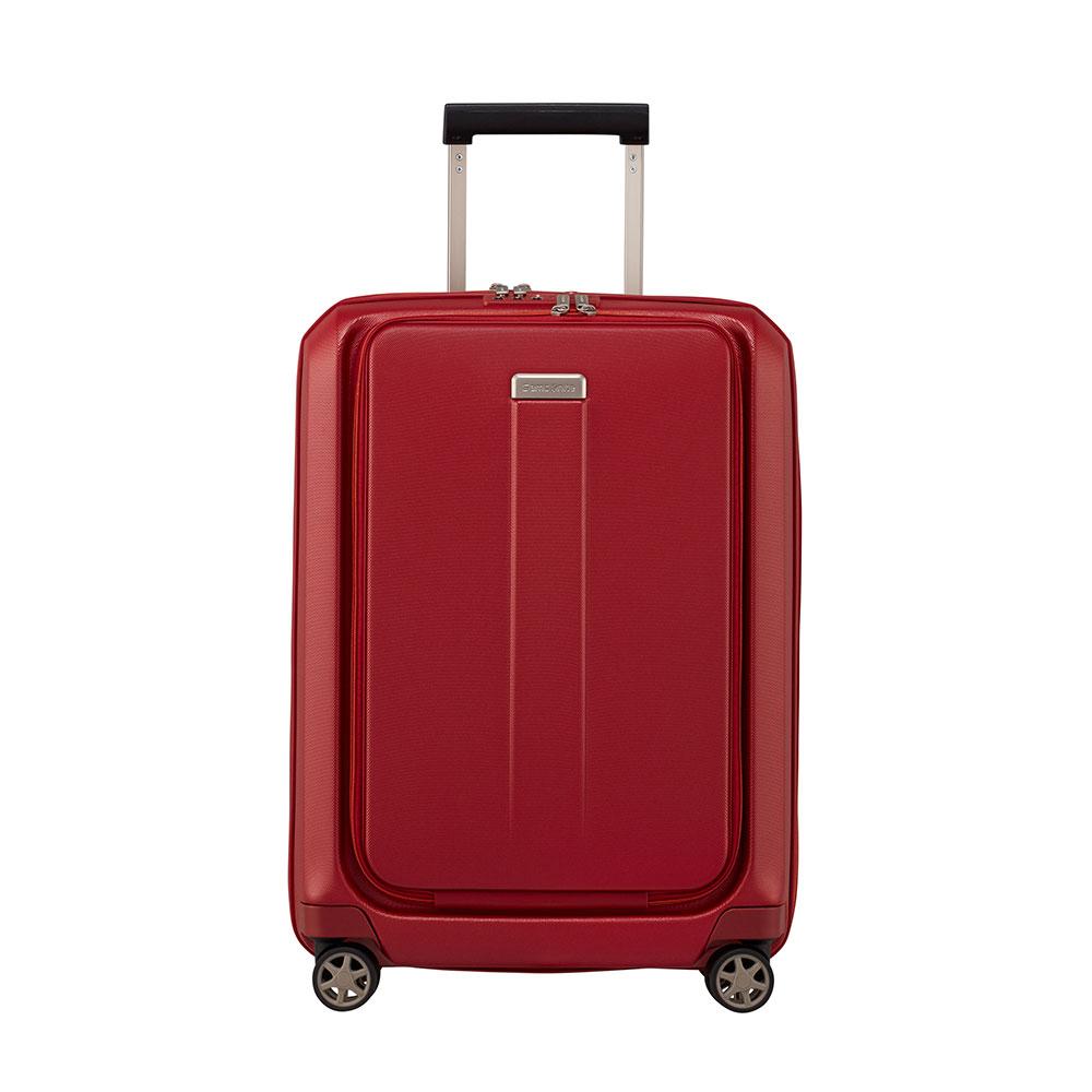 Samsonite Prodigy 55 Red - Samsonite koffers: een bewuste keuze