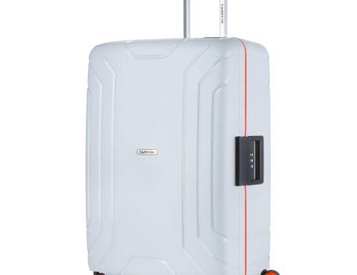 CarryOn Steward Grey 520x400 - De beste koffers zonder rits - onze top 5