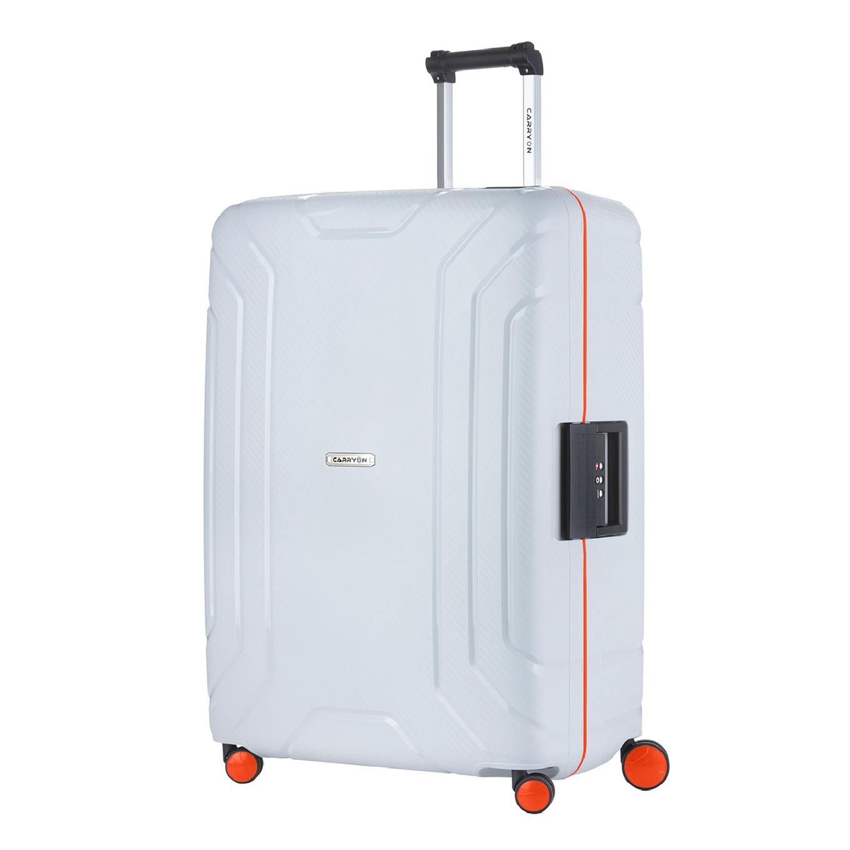 CarryOn Steward Grey - De beste koffers zonder rits - onze top 5